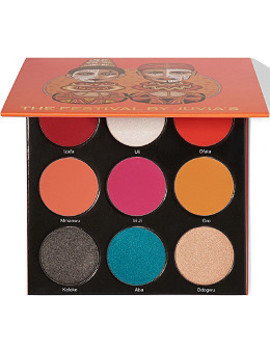Online Only The Festival Eyeshadow Palette by Juvia's Place