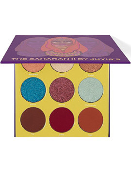 Online Only The Saharan Ii Eyeshadow Palette by Juvia's Place