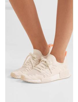 Baskets En Primeknit à Finitions En Caoutchouc Nmd R1 by Adidas Originals