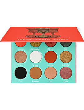 Online Only The Saharan Eyeshadow Palette by Juvia's Place