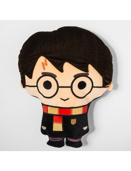 Harry Potter Throw Pillow by Shop This Collection