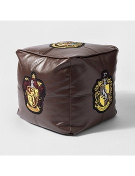 Harry Potter Hogwarts Floor Pillow Brown by Shop This Collection