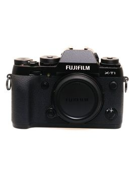 Ex+ Fujifilm  Xt1 X T1 16.3 Mp Mirrorless Camera  (Body Only) Low Shutter 8253 by Ebay Seller