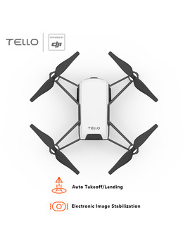Dji Tello Mini Drone App Remote Control Toy Fpv Rc Quadcopter Drones 720 P Hd Transmission Camera With Ez Shots For Dji Tello by Dji