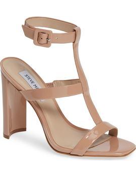 Megan T Strap Sandal by Steve Madden