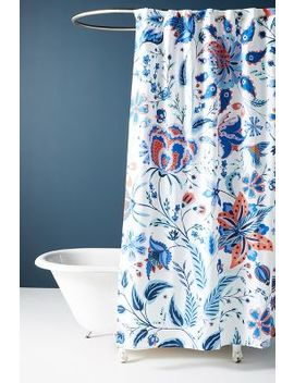 Ria Shower Curtain by Anthropologie