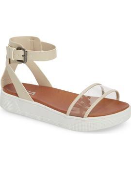 Ellen Ankle Strap Sandal by Mia