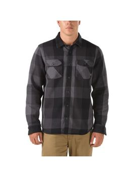Hixon Deluxe Flannel Shirt by Vans