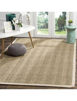 Safavieh Natural Fiber Natural/ Ivory Rug by Safavieh