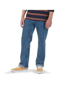 V96 Stone Wash Relaxed Jean by Vans