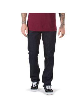 V56 Indigo Standard Jean by Vans