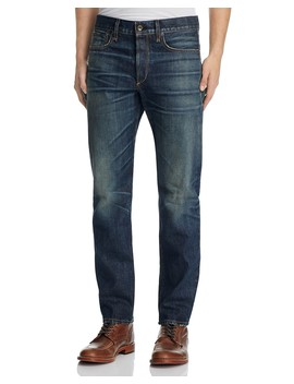 Fit 3 Straight Fit Jeans In Crawley by Rag & Bone