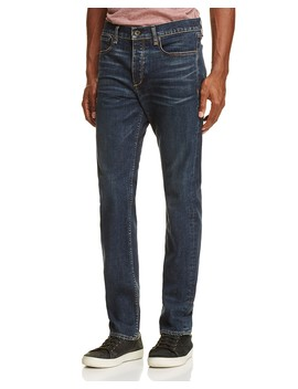 Fit 3 Straight Fit Jeans In Clean Plattsburg by Rag & Bone