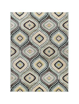 Aydan Seafoam Abstract Rug by Pier1 Imports