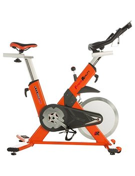 Fitness Reality X Class 710 Indoor Training Cycle Exercise Bike With Hybrid Pedals by Fitness Reality