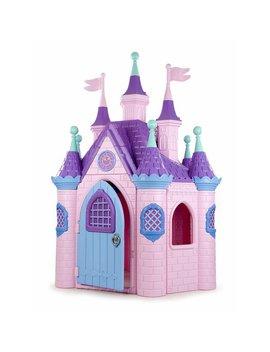 Ecr4 Kids Jumbo Princess Palace Playhouse by Ecr4kids