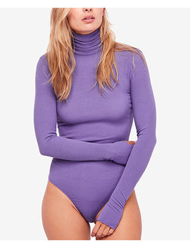 That Classic Girl Turtleneck Bodysuit by Free People