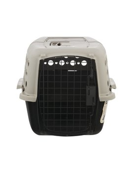 "Pet Champion Small 22"" Pet Carrier, Brown/Black by Pet Champion"