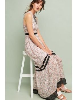 Parida Floral Maxi Dress by Tracy Reese X Anthropologie