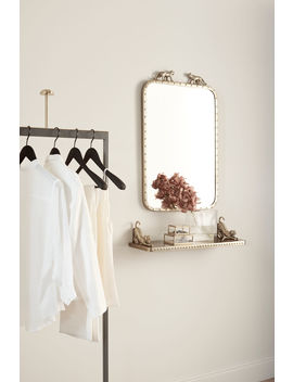 Mirror With A Metal Frame by H&M