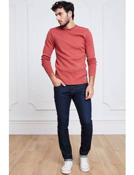 Sweater & Cardigan   Red / Burgundy by Monshowroom
