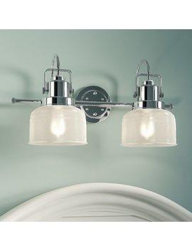 Beachcrest Home Gotha 2 Light Vanity Light & Reviews by Beachcrest Home