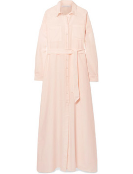 Cotton And Silk Blend Nightdress by Pour Les Femmes