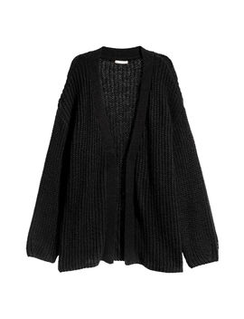 "<Font Style=""Vertical Align: Inherit;""><Font Style=""Vertical Align: Inherit;"">     Cardigan In A Loose Knit           </Font></Font> by H&M"