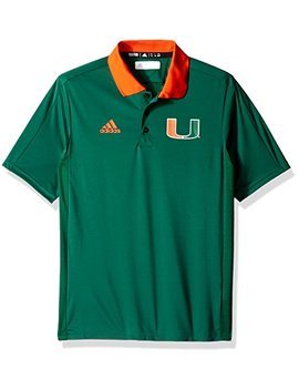 Adidas Ncaa Sideline Coaches Polo by Adidas