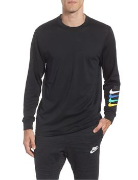 Sb Dry Gfx Long Sleeve T Shirt by Nike