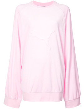 Fenty X Pumaoversized Sweatshirt Ruched Leggingsoversized Sweatshirt by Fenty X Puma