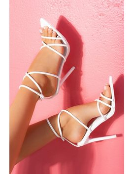 Intuition   White by Lola Shoetique