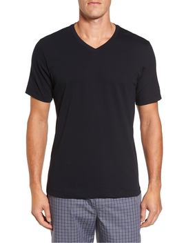 Living V Neck T Shirt by Hanro