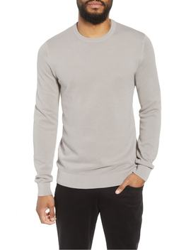 Riland Cotton Long Sleeve T Shirt by Theory