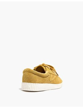 Madewell X Tretorn® Nylite Bold Iii Perforated Platform Sneakers by Madewell