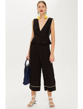 Spot Print Co Ord Set by Topshop