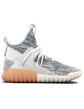 Adidas Tubular X Pk Primeknit Sneaker Mens Shoes White Grey By3146 Trainers by Ebay Seller