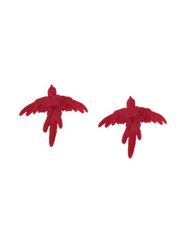 Olgafacesroksmall Bird Earringshome Women Jewellery Earrings by Olgafacesrok