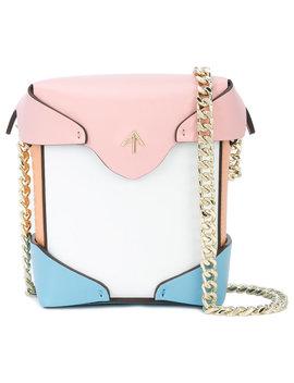 Manu Atelier Micro Pristine Crossbody Baghome Women Bags Satchels & Cross Body Bags by Manu Atelier