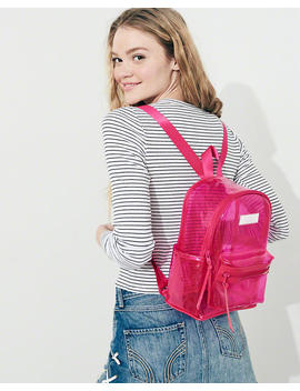 Mini Jelly Backpack by Hollister