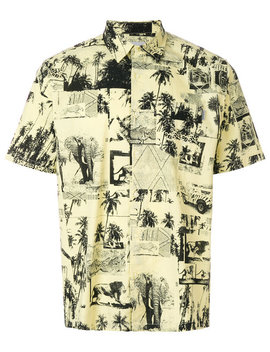 Carharttsafari Print Shirt Home Men Clothing Shirts by Carhartt