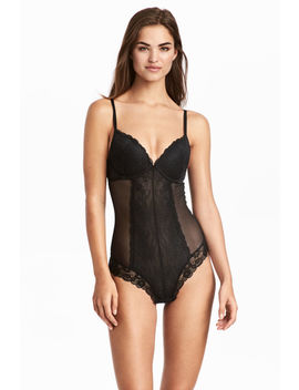 Push Up Body Mit String by H&M