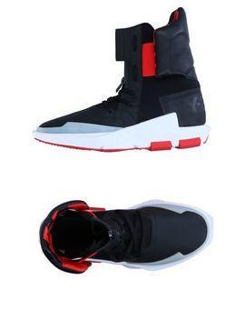 sneakers by y-3
