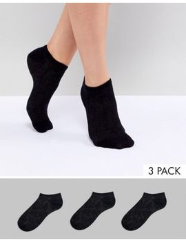 Fruitcake 3 Pack Printed Ankle Socks by Socks