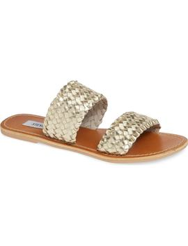 Marvelous Slide Sandal by Steve Madden