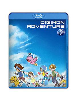 Digimon Adventure 15th Anniversary Collection 1 54 Bluray Box English Subtitled by Bonanza