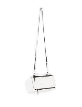 Pandora Mini Stag Satchel Bag by Givenchy