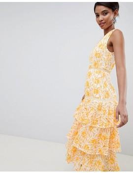 Keepsake Lace Midi Dress by Keepsake