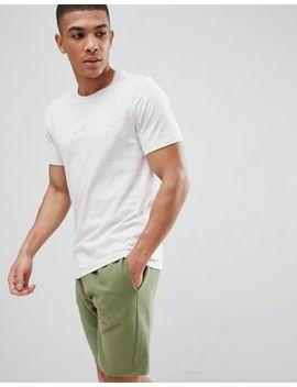 Calvin Klein T Shirt In Comfort Cotton by Calvin Klein
