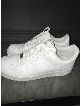 Men's  Nike Air Force 1 '07 White Size 11.5 by Nike